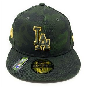 Los Angeles Dodgers Armed Forces Day New Era